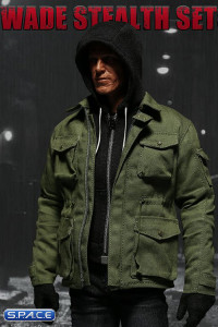 1/6 Scale Wade Stealth Set