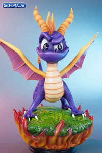 Spyro the Dragon Statue (Spyro the Dragon)