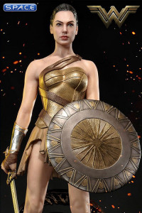 1/3 Scale Wonder Woman in Training Costume Museum Masterline Statue (Wonder Woman)