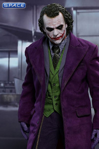 1/4 Scale The Joker QS010 (Batman - The Dark Knight)