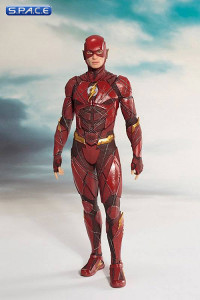 1/10 Scale The Flash ARTFX+ Statue (Justice League)