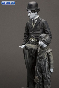 Charlie Chaplin Old & Rare Statue (The Kid)
