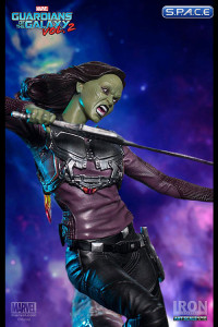 1/10 Scale Gamora Battle Diorama Series Statue (Guardians of the Galaxy Vol.2)