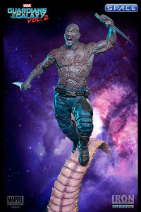 1/10 Scale Drax Battle Diorama Series Statue (Guardians of the Galaxy Vol.2)