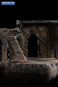 1/30 Scale South Courtyard: Dol Guldur (The Hobbit: The Battle of the Five Armies)