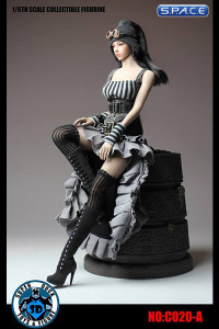 1/6 Scale Steampunk Outfit Set Version A