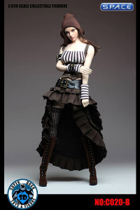 1/6 Scale Steampunk Outfit Set Version B