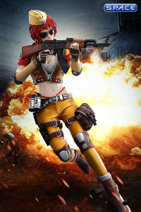 1/6 Scale Female Mercenary »Heart King« (We Fire)