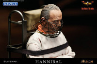 1/6 Scale Hannibal Lecter - Straitjacket Version (Silence of the Lambs)