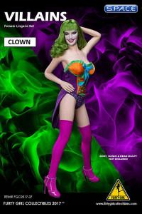 1/6 Scale »Clown« Super Hero Lingerie Set