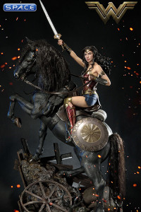 1/3 Scale Wonder Woman on Horseback Museum Masterline Statue (Wonder Woman)
