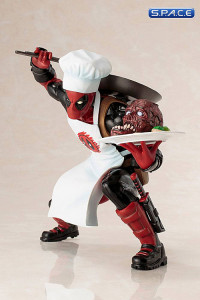 1/10 Scale Cooking Deadpool ARTFX+ Statue (Marvel Now!)