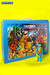 Carry Case with Mer-Man ReAction Figure SDCC 2017 Exclusive (Masters of the Universe)