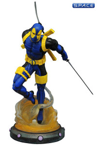 Deadpool X-Men Uniform PVC Statue SDCC 2017 Exclusive (Marvel Gallery)