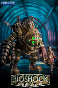 1/6 Scale Big Daddy & Little Sister (Bioshock)