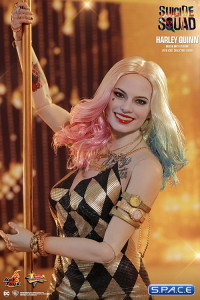 1/6 Scale Harley Quinn Dancer Dress Version Movie Masterpiece MMS439 (Suicide Squad)