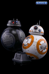 1/6 Scale BB-8 & BB-9E Movie Masterpiece Set MMS442 (Star Wars - The Last Jedi)
