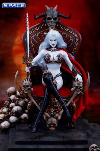 1/6 Scale Lady Death »Death's Warrior« - Deluxe Edition (Lady Death)