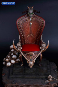 1/6 Scale Lady Death's »Death's Warrior« Throne (Lady Death)