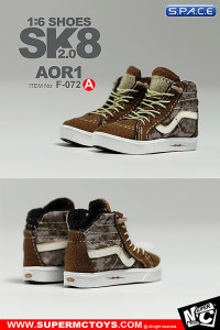 1/6 Scale AOR1 Shoes