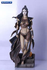 Dead Moon by Luis & Romulo Royo Web Exclusive Statue (Fantasy Figure Gallery)