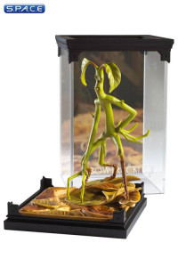 Bowtruckle Magical Creatures Statue (Fantastic Beasts and Where to Find Them)
