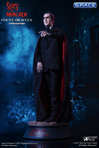 Count Dracula Statue (The Scars of Dracula)