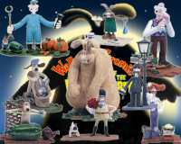 Big Bundle of 9 : Wallace & Gromit