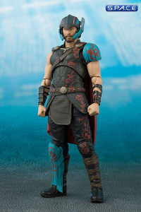 Thor with Thunderbolt - S.H. Figuarts Tamashii Web Exclusive (Thor: Ragnarok)