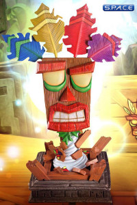 1:1 Aku Aku Mask Life Size Replica (Crash Bandicoot)