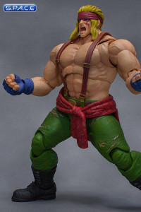 1/12 Scale Alex (Street Fighter V)