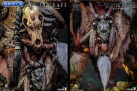 Durotan Second Edition Big Budget Premium Statue (Warcraft)