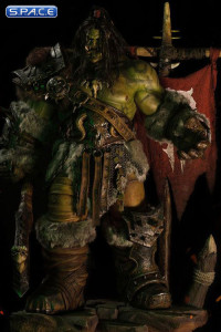 Grom Hellscream Epic Series Premium Statue (Warcraft)