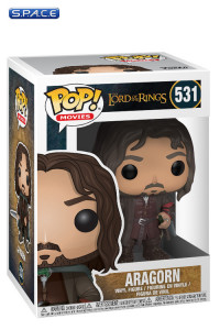 Aragorn Pop! Movies #531 Vinyl Figure (The Lord of the Rings)