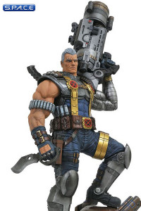 Cable Premier Collection Statue (Marvel)