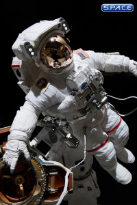 1/4 Scale ISS Spacewalk Astronaut Statue