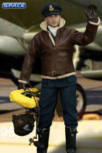 1/6 Scale WWII Royal Air Force Fighter Pilot