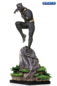 1/10 Scale Killmonger Battle Diorama Series Statue (Black Panther)