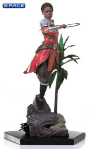 1/10 Scale Nakia Battle Diorama Series Statue (Black Panther)