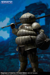 1/6 Scale Siegmeyer of Catarina Statue SDCC 2017 Exclusive (Dark Souls)