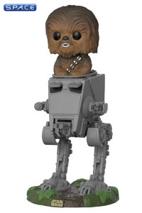 Chewbacca with AT-ST Pop! Vinyl Bobble-Head #236 (Star Wars)