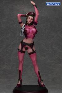 1/5 Scale Sophia Zkebevitch Statue Maroon Color Version (Original Character)