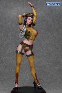 1/5 Scale Sophia Zkebevitch Statue Olive Color Version (Original Character)