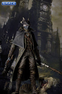 1/6 Scale Hunter PVC Statue (Bloodborne: The Old Hunters)