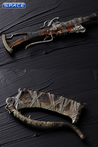 1/6 Scale Hunter's Saw Cleaver & Blunderbuss Arsenal Set (Bloodborne: The Old Hunters)