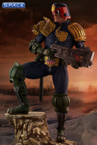 1/3 Scale Judge Dredd Statue (2000AD)