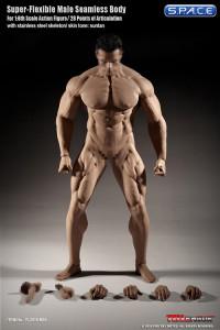 1/6 Scale Seamless Male Body M35 (Super-Flexible)