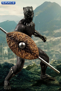 1/12 Scale Black Panther One:12 Collective (Black Panther)