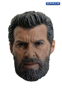 1/6 Scale Hugh Head Sculpt
