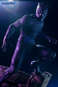 1/6 Scale Black Panther ARTFX Statue (Black Panther)